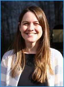 Sarah Collins, educational director