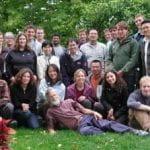 Clark lab members taken in the Fall of 2010