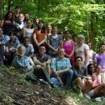 Clark lab members taken Fall 2013