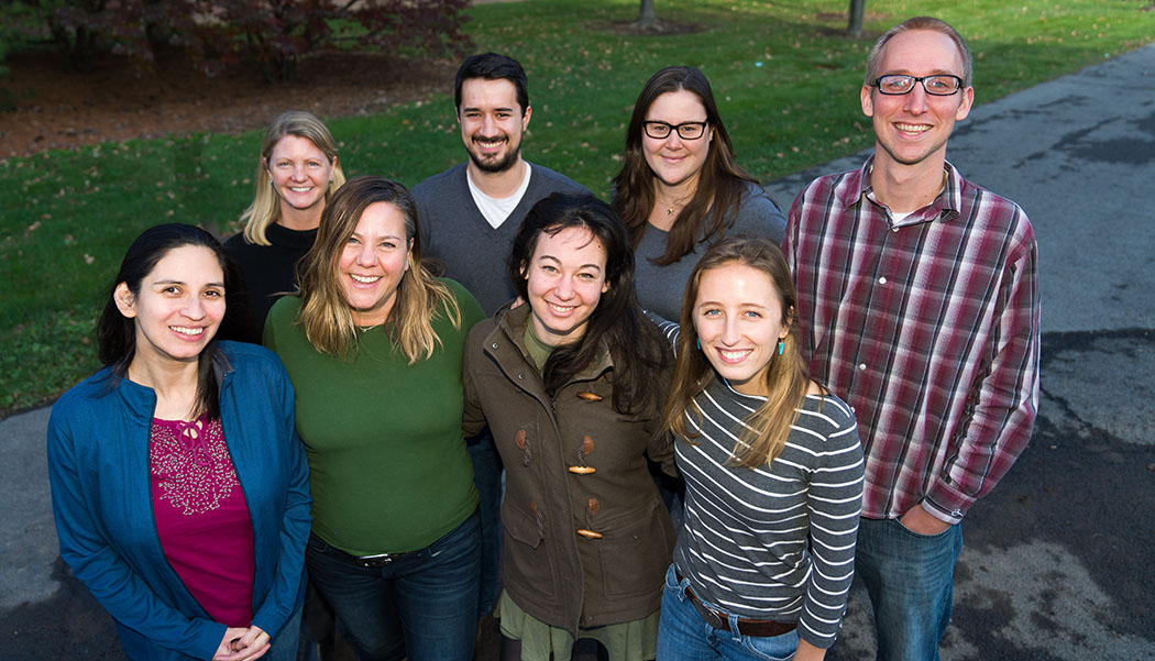 Harrington Lab members