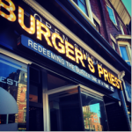 Burger's Priest food joint