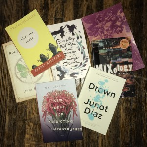 Just because it's a creative writing course doesn't mean you don't read, too! Check out some of the books I've had to read for my classes over the years.
