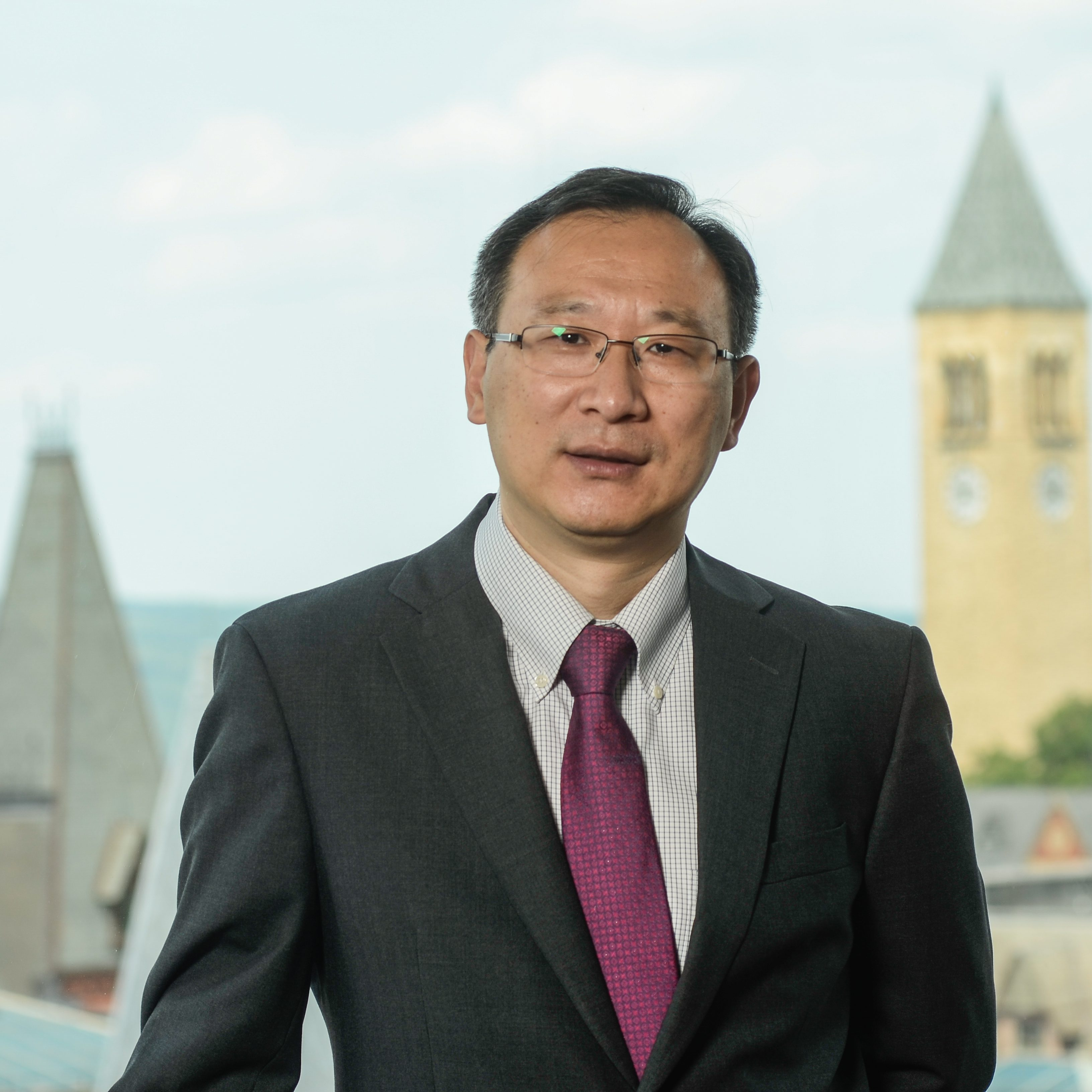 Photo of Peng Liu