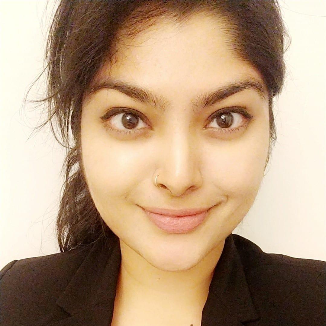 Photo of Nayanica Banerjee