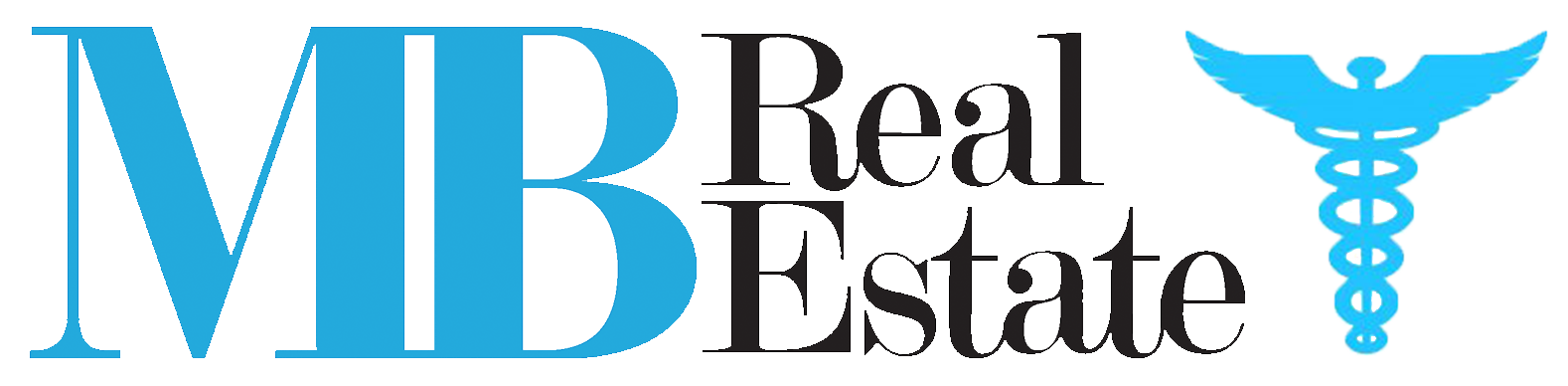 MB Real Estate Healthcare Logo