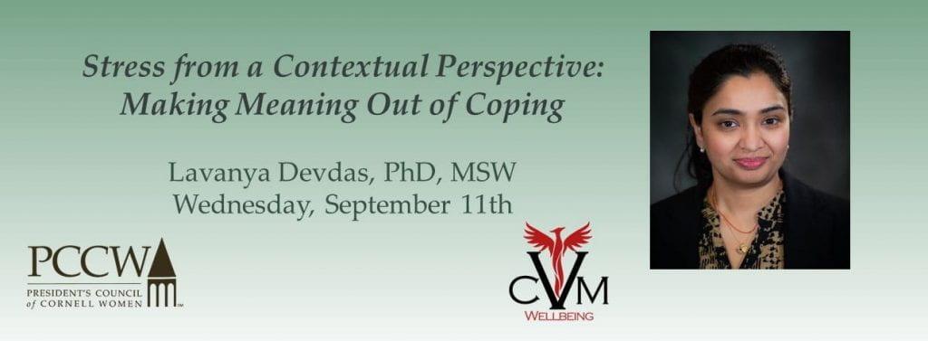 Link to Lavanya Devdas Wellbeing presentation
