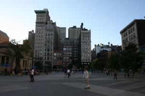 typical union square