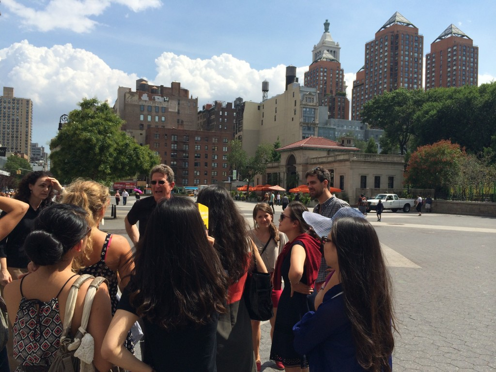 A quick Orientation tour of the transformation of the Union Square neighborhood