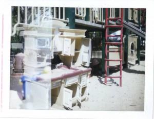 the sandbox at hudson and bleecker