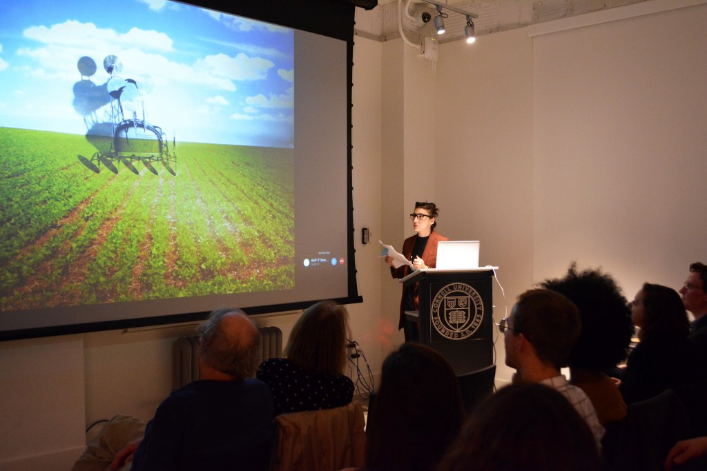 Ana Penalba presents her work with looping GIF animations and their role in the perception and production of Architecture.