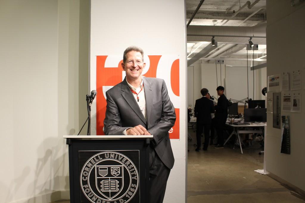 AAP NYC Director Robert Balder