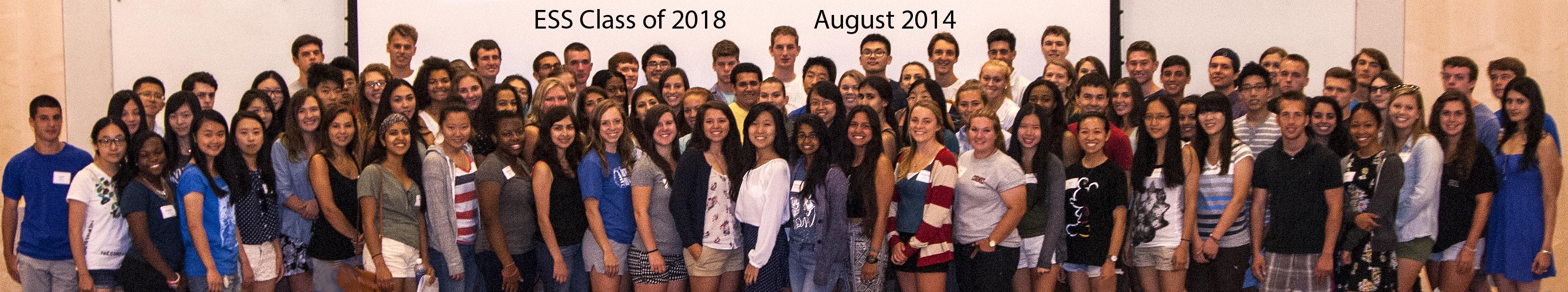 ESS Class of 2018