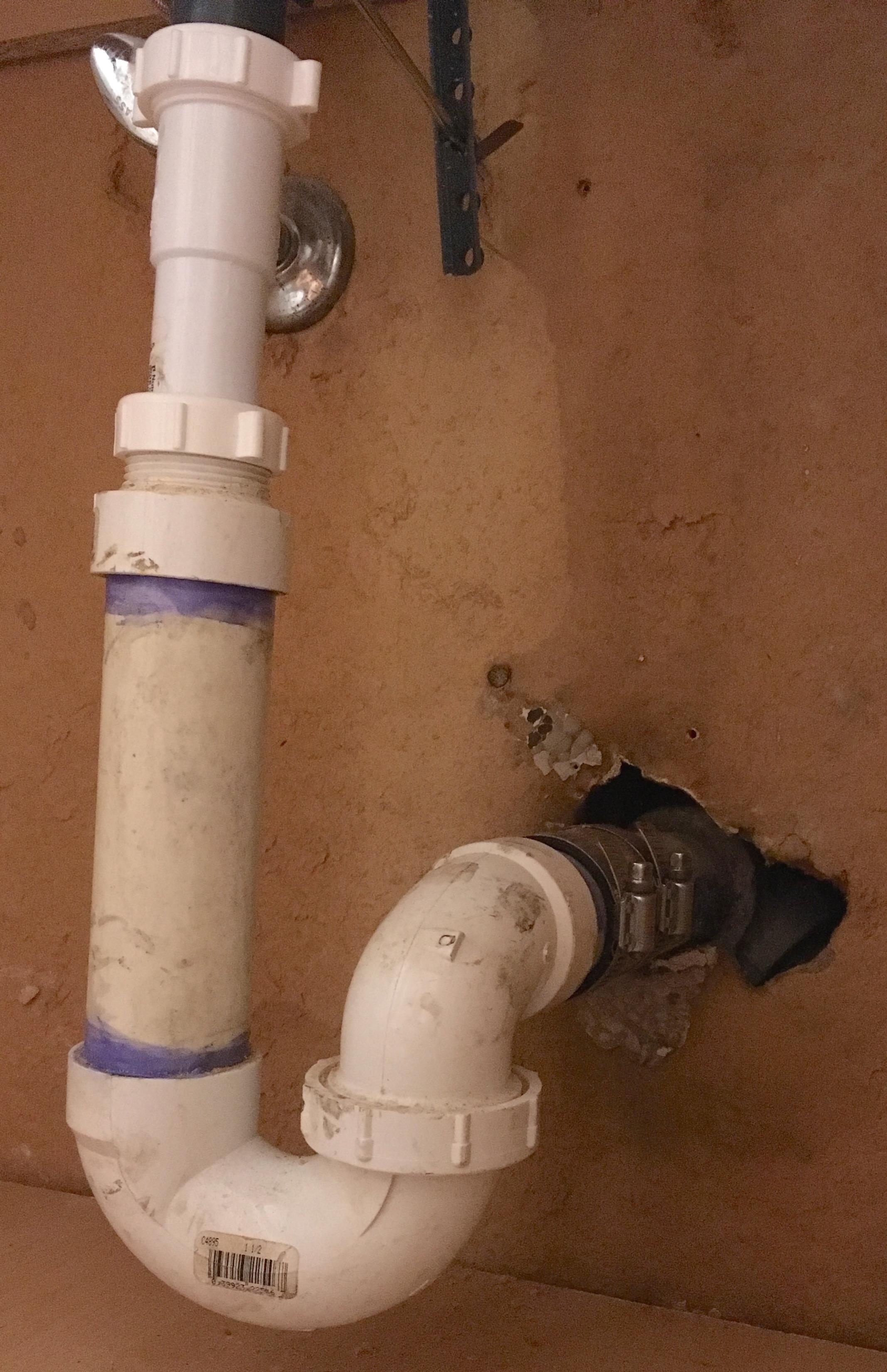 flushing line Facial mice sewer