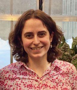 Amara Dunn, biocontrol specialist with NYS IPM