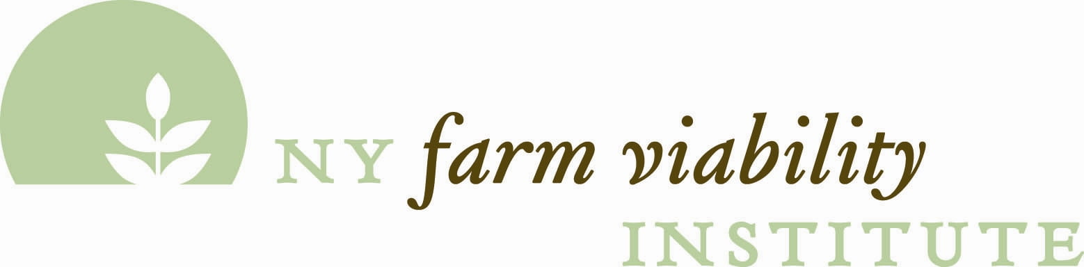 logo of New York Farm Viability Institute