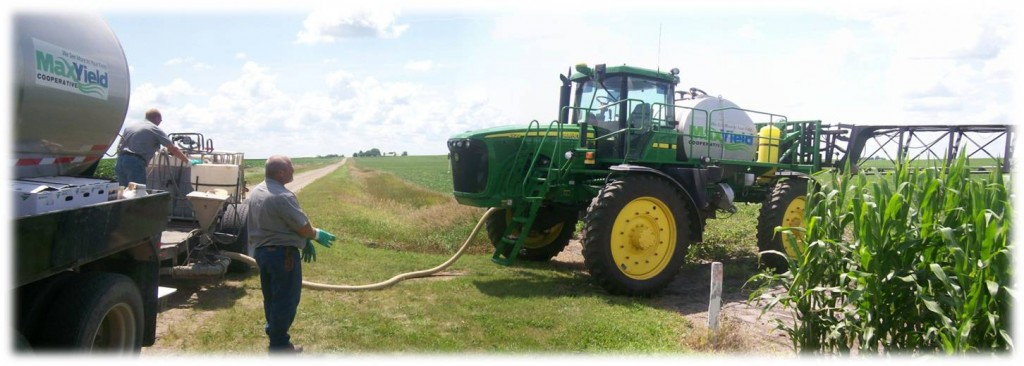 JD sprayer
