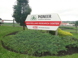 Pioneer New Holland