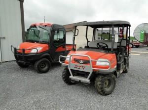 Home farm transportation