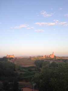 Missing Tuscania already!