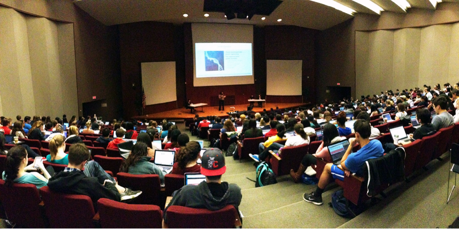 Biog1500 - Lecture Hall