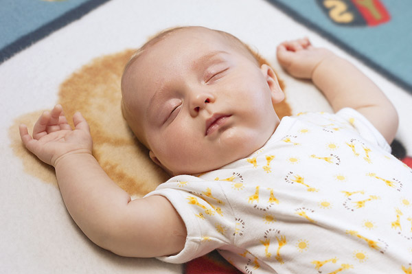 article guidelines acknowledge reality babies sleep