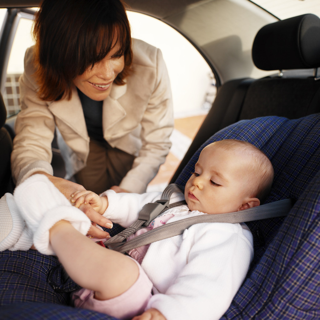 what we know about car seats and how kids use them