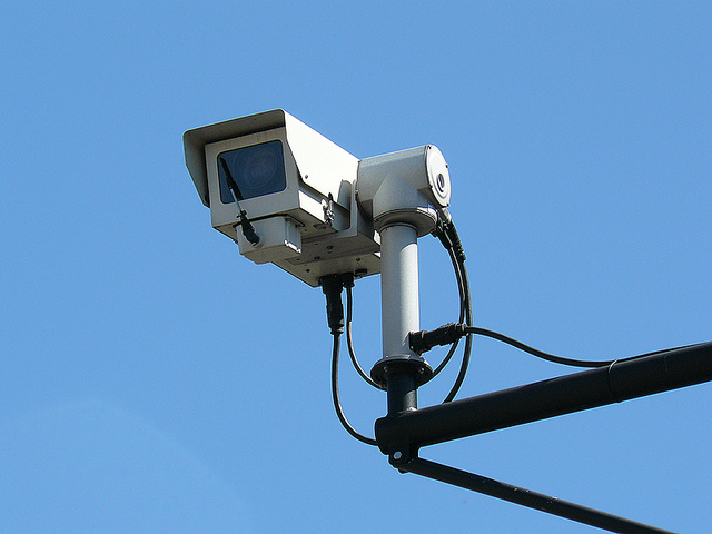 How Do Security Cameras Recognize Criminals