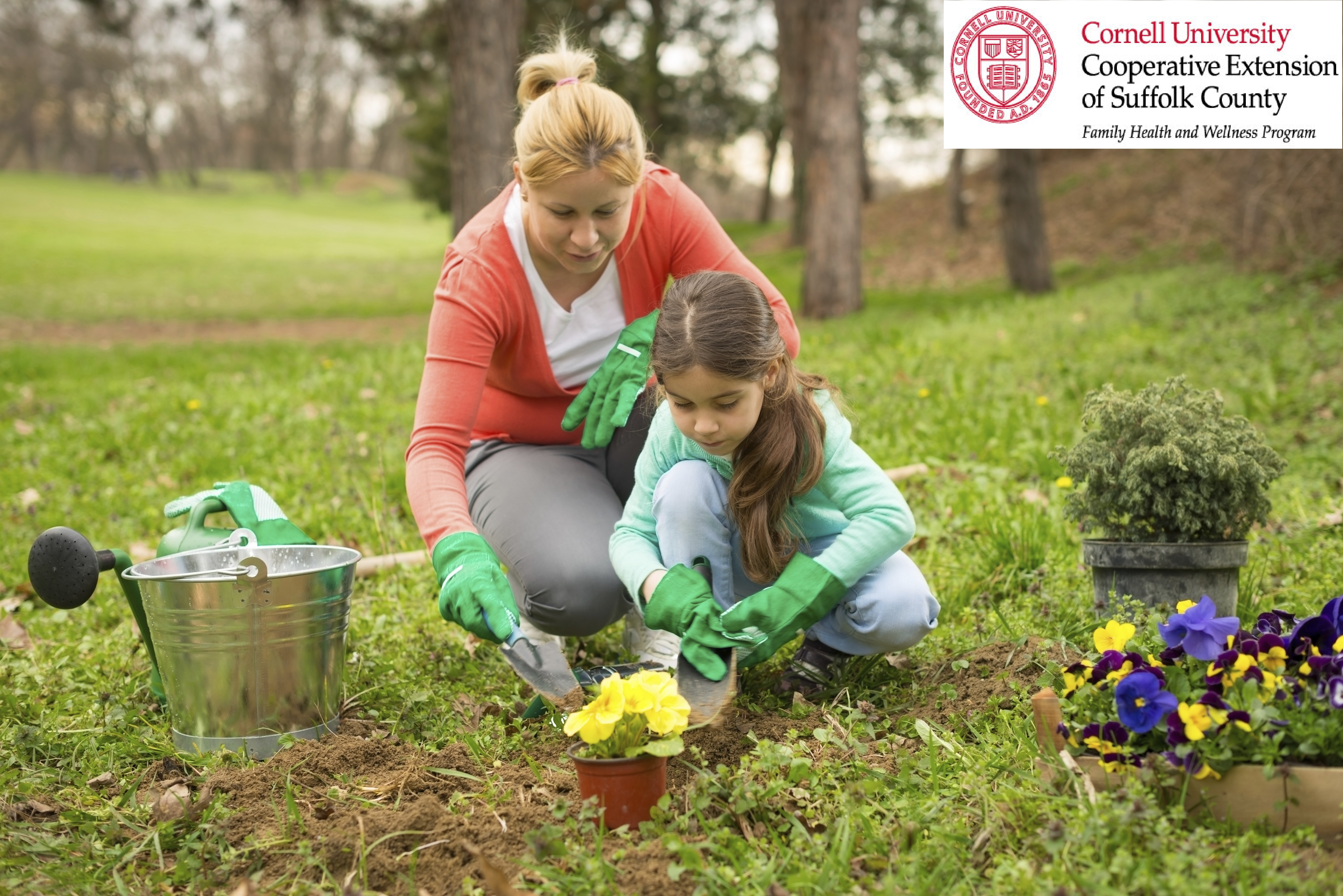 Gardening with Children Reaps Many Benefits CCE Suffolk County