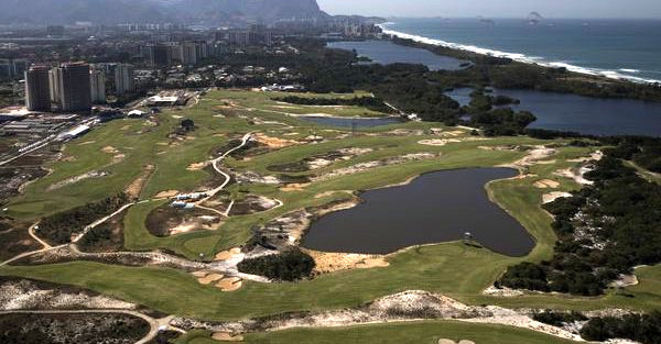 olymic golf course