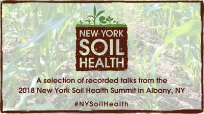 New York Soil Health Summit Cover Image