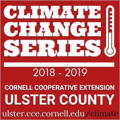 climate change series Ulster County