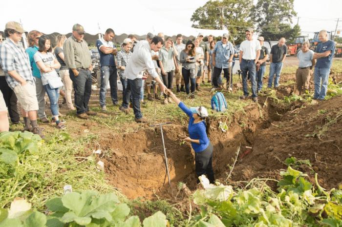soil health training