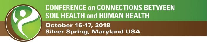 Soil Health Institute Conference Oct 16-17 2018