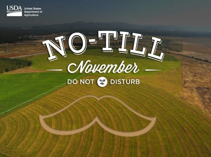 No-Till November  USDA-NRCS