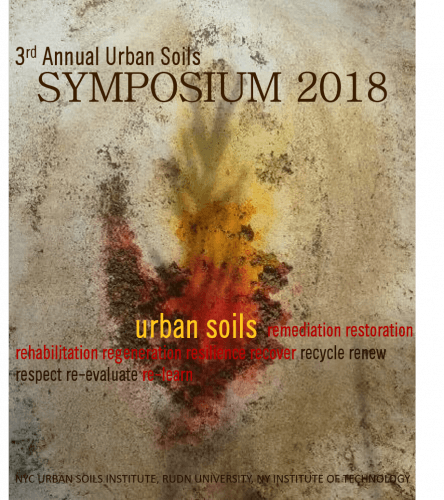 2018 Urban Soils Symposium in NYC
