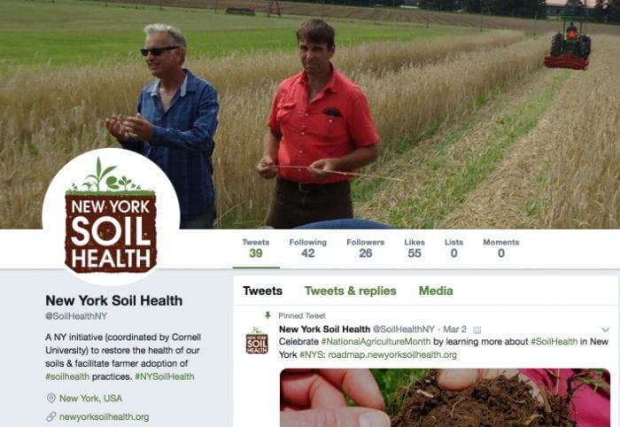 New York Soil Health on Twitter