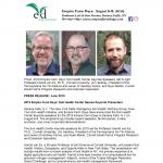 2019 EFD Soil Health Keynoters