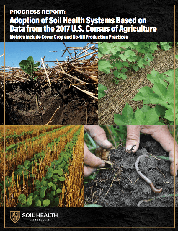 Soil Health Institute Progress Report 2019