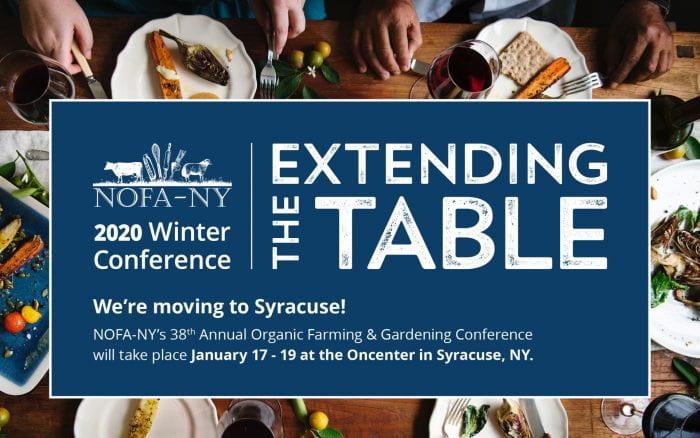 NOFA-NY 2020 Winter Conference