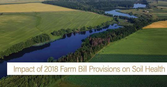 2018 Farm Bill Provisions on Soil Health