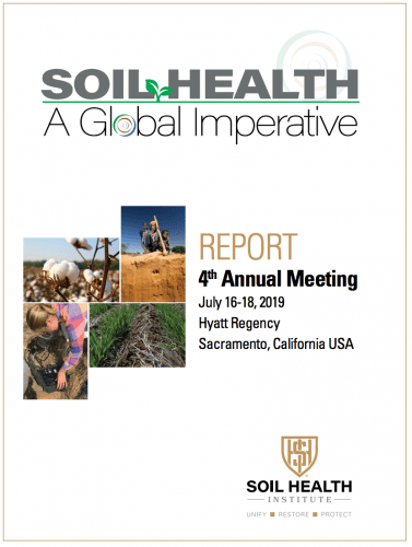 Soil Health Institute Report