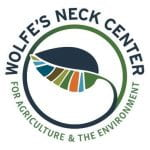 Wolfe's Neck Center logo