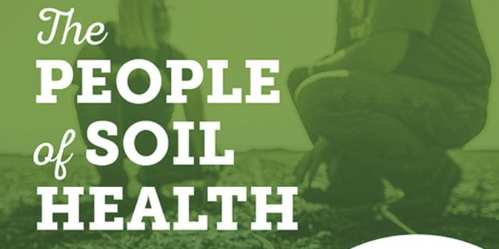 the people of soil health podcast by the soil health partnership