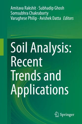 soil analysis recent trends and applications