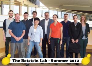 2012 Botstein Lab