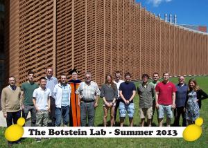 2013 Botstein Lab