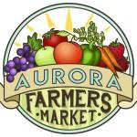 Aurora farmer's market logo