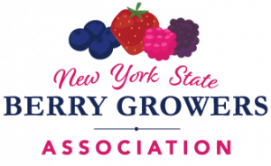 New York State Berry Growers Association logo