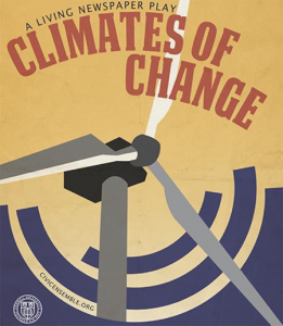 PMA course on climate change