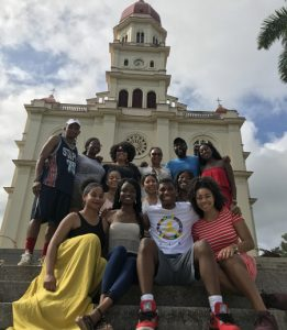 Ujamaa Cuba trip - Engaged Opportunity Grant